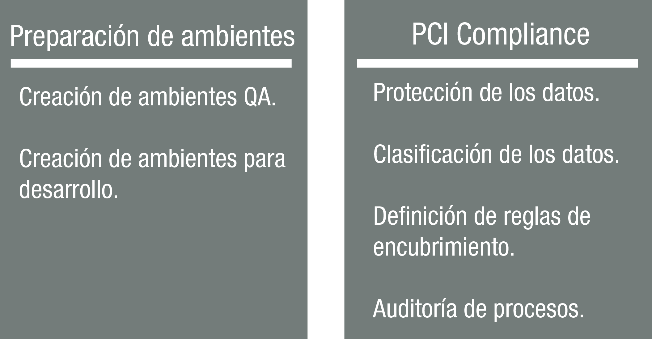 Soluciones Seguridad Factorit